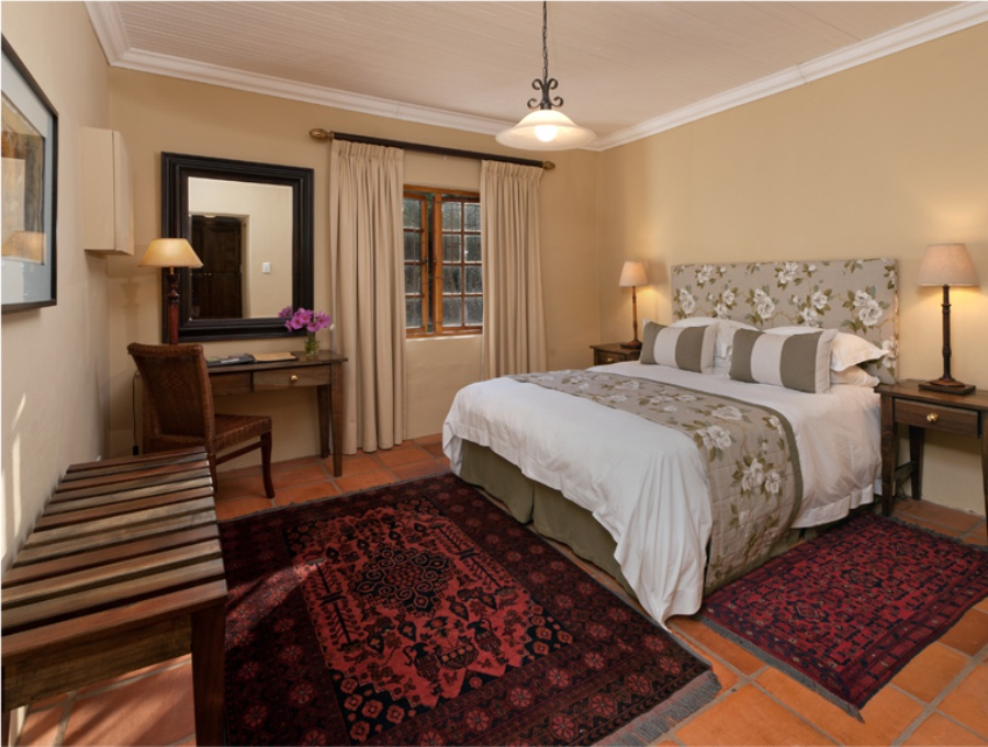 Riversdale Accommodation - Vineyard Rooms