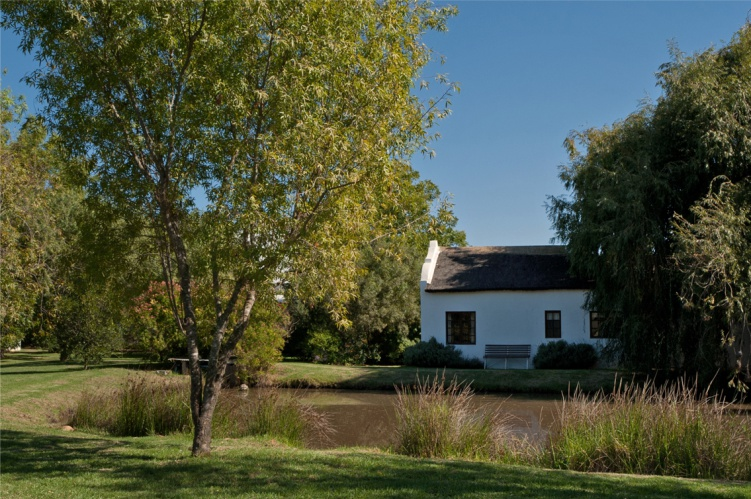 Dedoornkraal Vineyard Cottage Outdoors